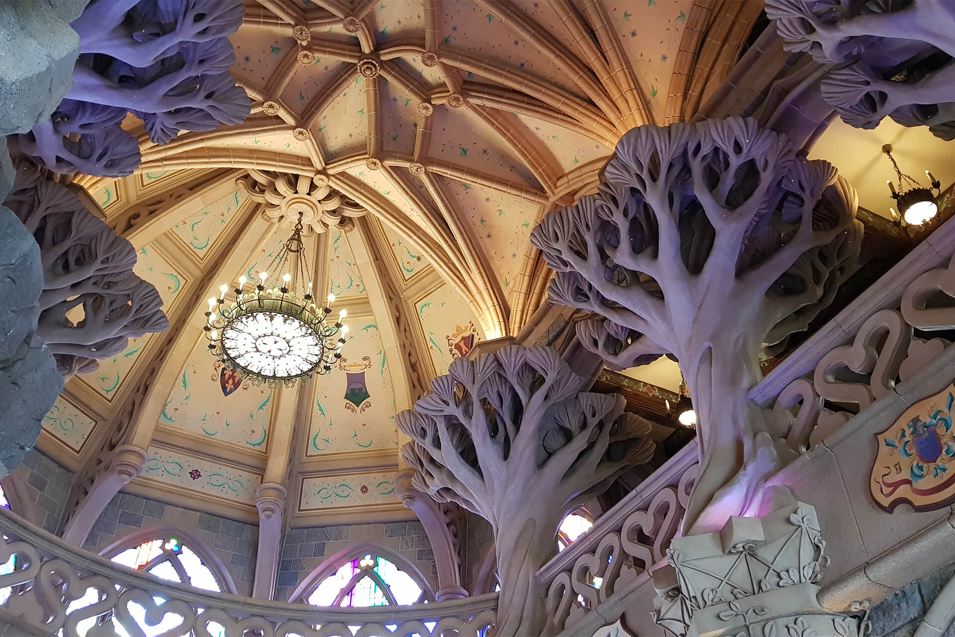 Beautiful roof architecture